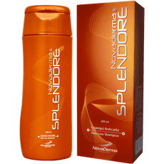 NOVADERMA-CUIDADOR-CAPILAR-SPLENDORE-CHAMPU-X-220-ML