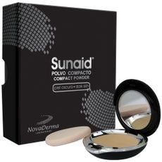 novaderma-protector-solar-sunaid-polvo-compacto-oscura
