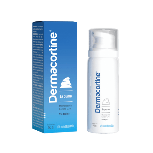 medihealth-dermacortine-espuma