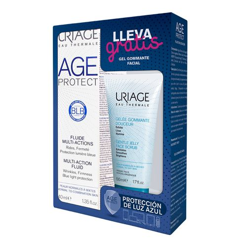 KIT-URIAGE-AGE-PROTECT-FLUIDO-MULT-GOMMA