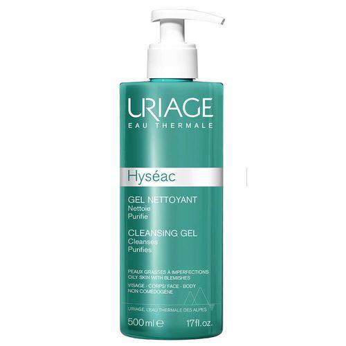 URIAGE-HYSEAC-GEL-LIMPIADORA-FRASCO-X-500-ML